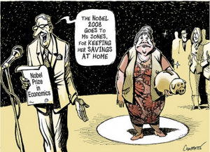 """Nobel Prize Winning Economists """"Stumble"""" into the real World and Get Lost"""