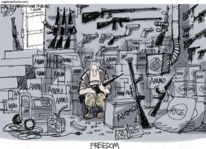 "I Want My ""Freedoms"" Too"