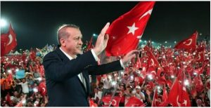 Erdoğan Leads Turkey's Democracy on a Populist Death March After Failed Coup
