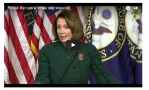 Truth to Stupid. Pelosi Marks America's Lowest point