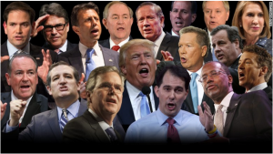 The Republican Candidates: Substance vs. Style: What Trumps What?