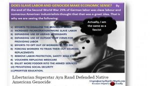DOES SLAVE LABOR AND GENOCIDE MAKE ECONOMIC SENSE? Part 1