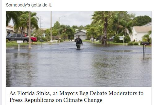 No place symbolizes entitled and insulated wealth better than Palm Beach—the heart of the Stupidparty powerbase.