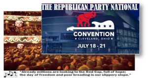 "2016 Republican Convention: Trump ""the Great"" Announces Speakers and Special Entertainment"