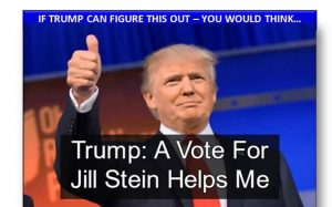 Voting for Jill Stein? Don't.