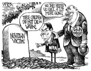 Why The NRA is Awful and Needs to be Taken Down