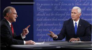 Even Without Trump, American Politics Is Pathetic—VP Debate Is Proof