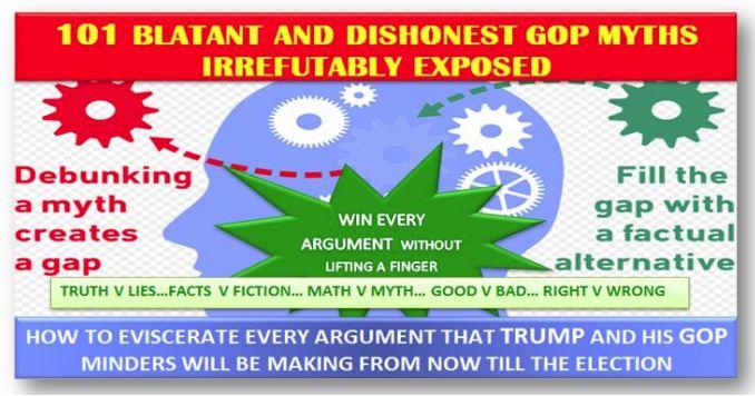 101 blatant dishonest myths