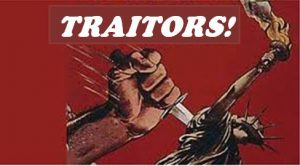 77% of Trumpeteers are Traitors. 67% of GOP voters Remain Exceedingly Stupid