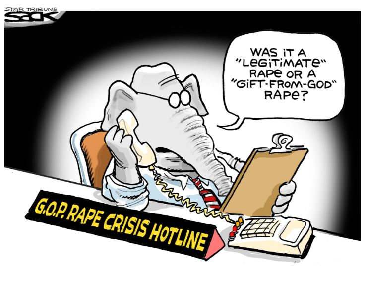 gop rape crises hotline