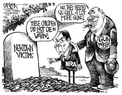 nra newtown victims