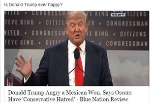 donald trump angry a mexican won