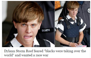 dylann storm roof feared