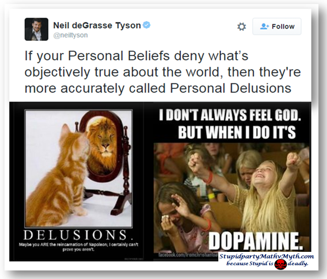 personal delusions