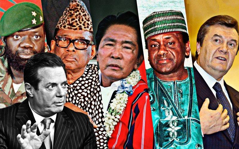 manafort dictators